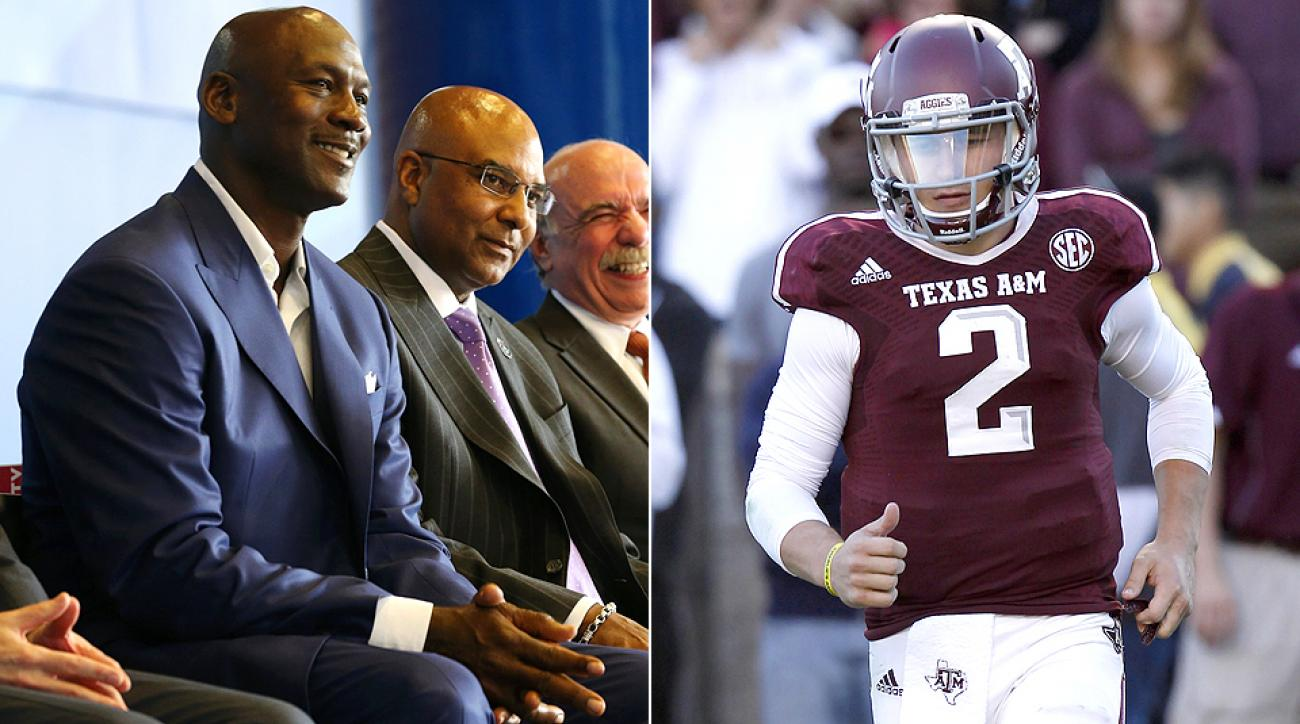 Wright Thompson has written memorable profiles on both Michael Jordan and Johnny Manziel.