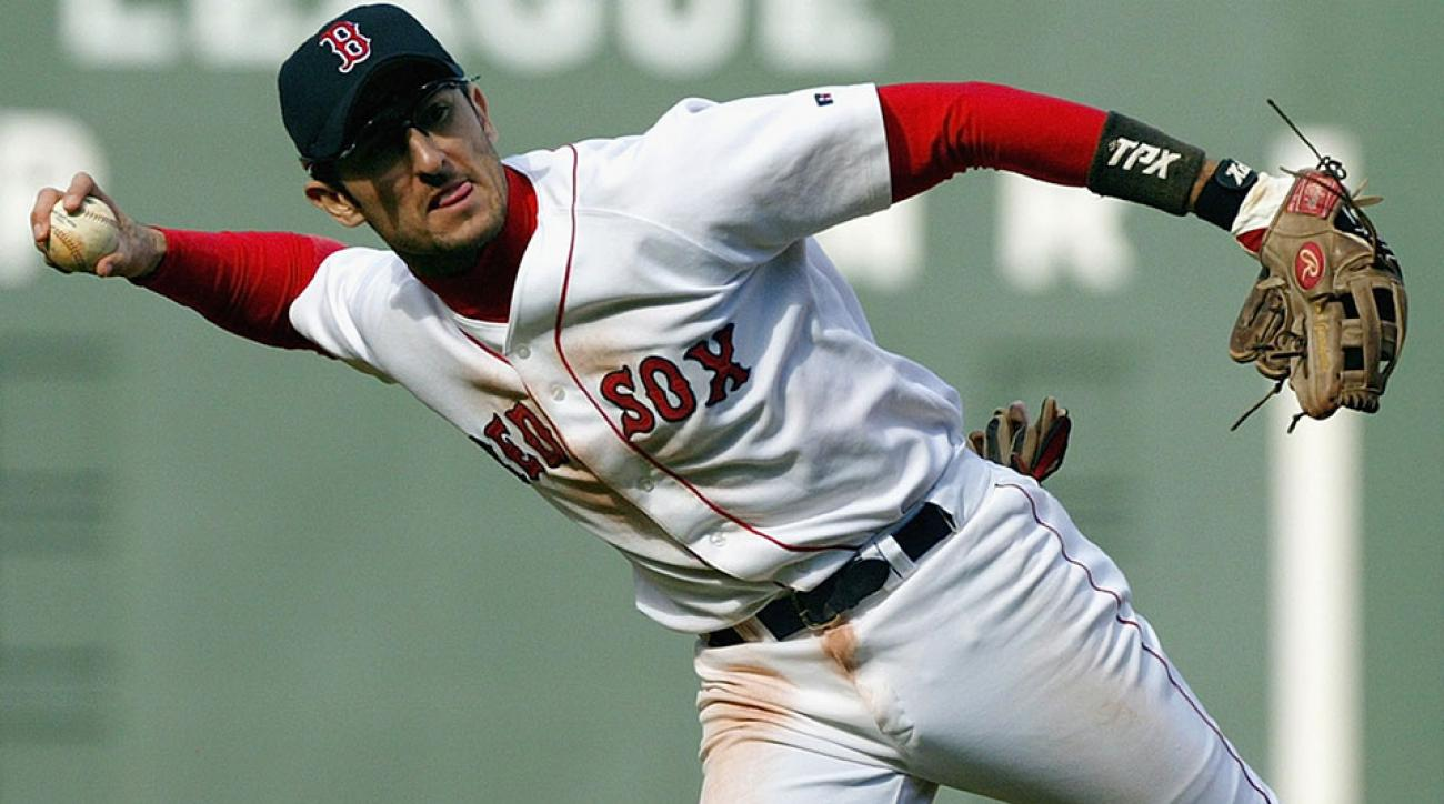 Nomar Garciaparra heads to TV studio after retiring -- as a Red Sox