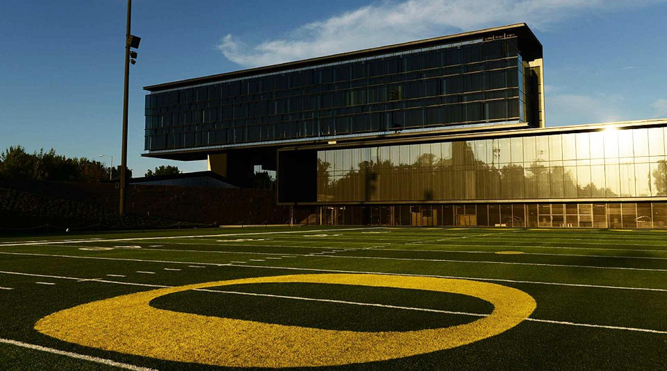 Donated by Nike co-founder and chairman Phil Knight, the Ducks' 145,000-square-foot facility represents the program's commitment to recruiting and developing top-tier talent.
