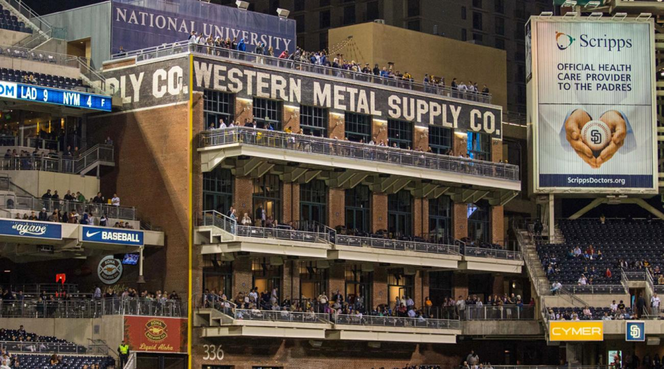 Ballpark Quirks San Diego S Petco Park And Its Historic