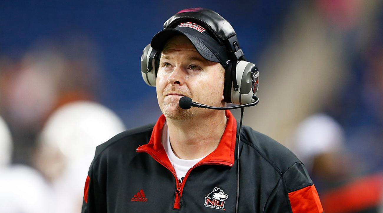 Rod Carey is bringing Youngstown State assistant Ross Watson to his staff.