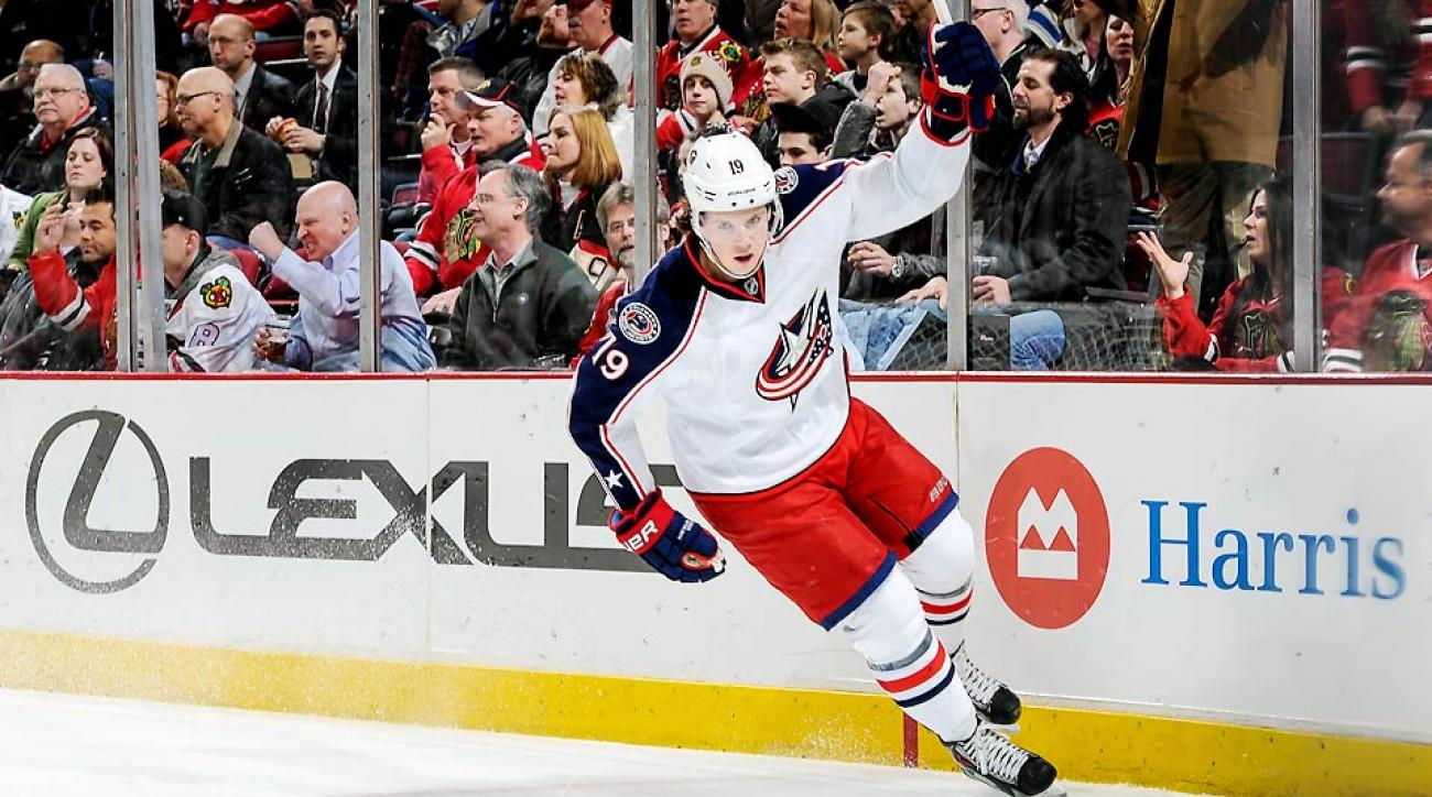 Contract negotiations between the Blue Jackets and center Ryan Johansen haven't always been pleasant, but that could be changing.