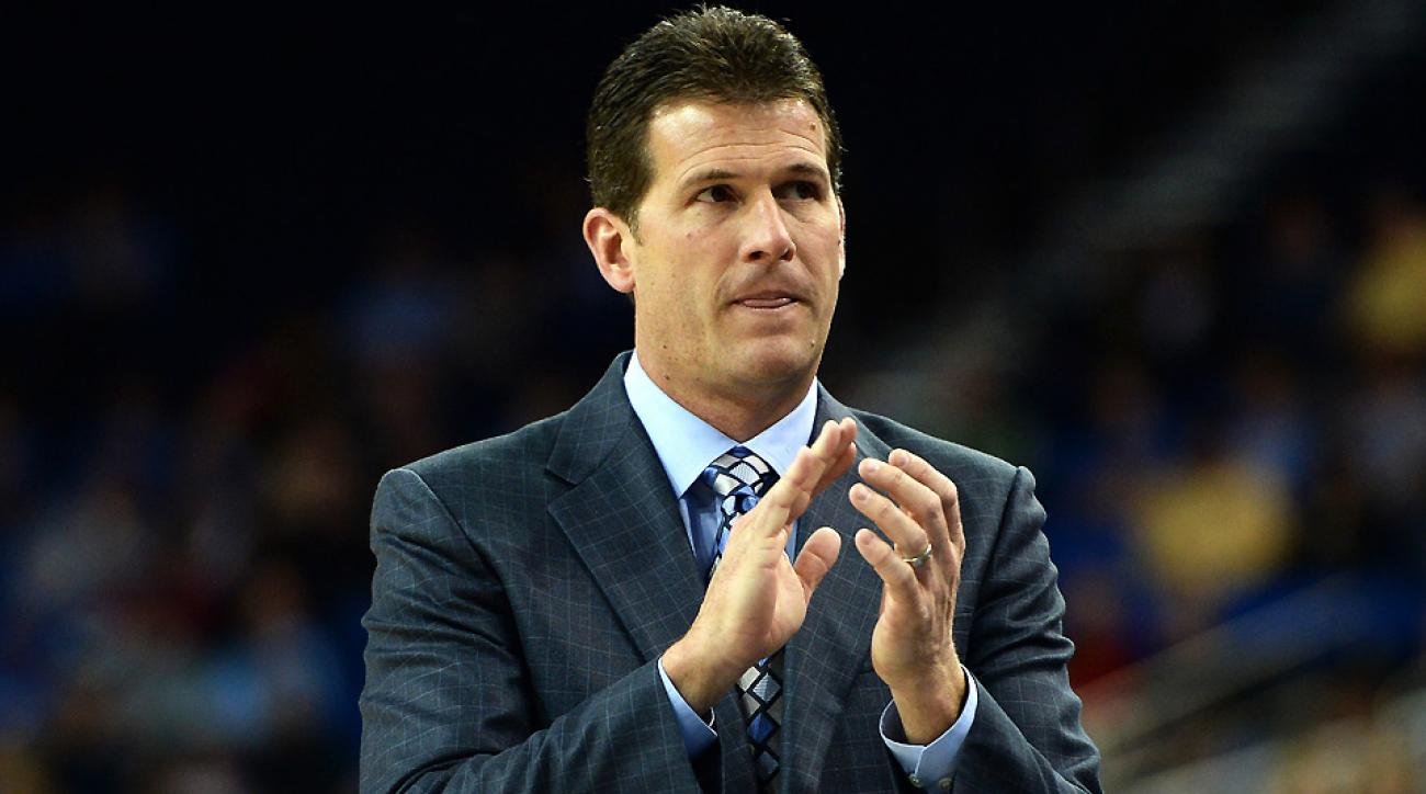 Steve Alford banked on the UCLA brand to build his program in Year 1, and he's focused on expanding it in Year 2.