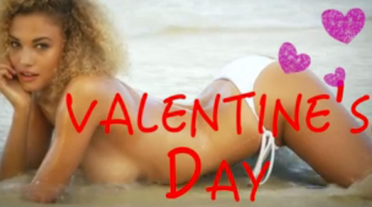 Valentine's Day tips from the girls of SI Swimsuit