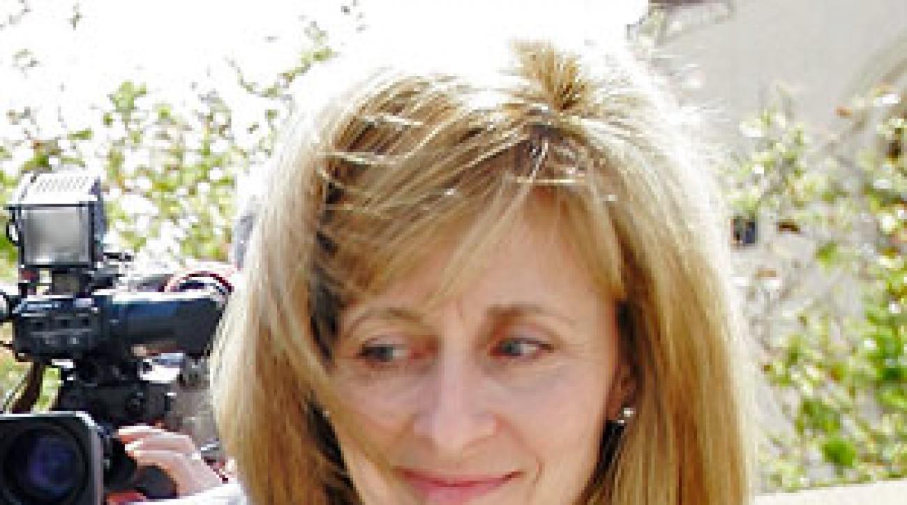 Kathy LeMond, whose husband, Greg LeMond, won three Tour de France titles, claims Lance Armstrong's confession was full of half-truths.