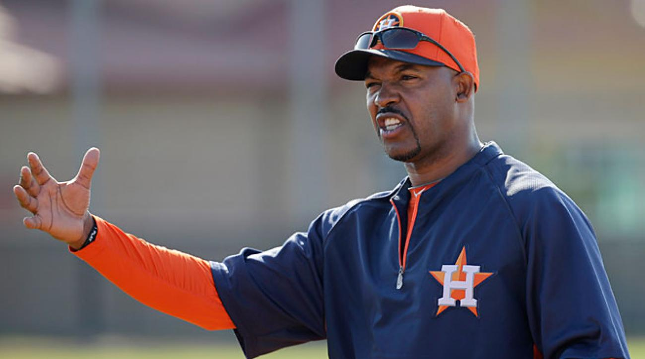 Rookie manager Bo Porter will have to guide his mostly anonymous team through the rugged AL West.