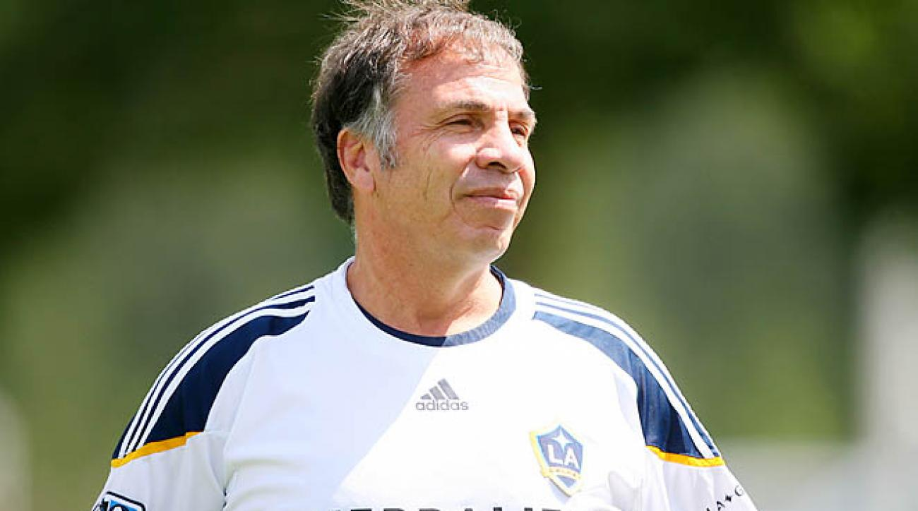 Bruce Arena coached the U.S. national team to the 2002 World Cup quarterfinals.