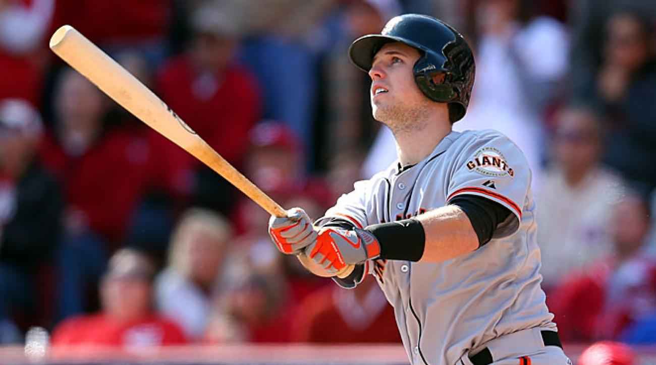 Buster Posey has already won the Rookie of the Year and MVP awards and captured two World Series.