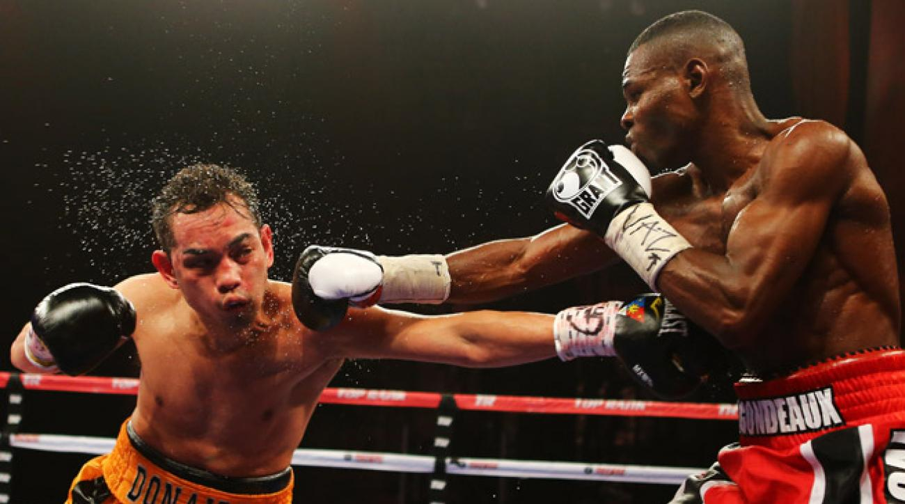 It took 12 rounds, but Guillermo Rigondeaux outlasted Nonito Donaire for a bantamweight title.