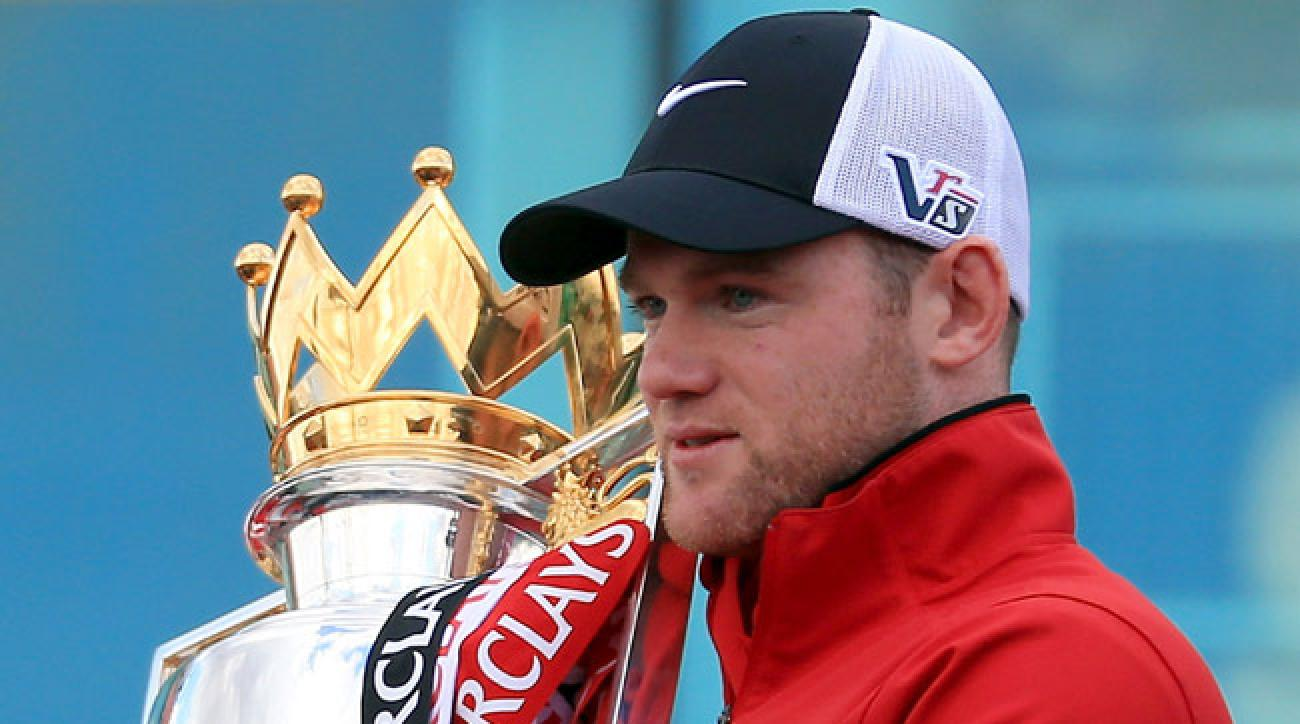 Despite winning another Premier League title, Wayne Rooney wants to leave Manchester United.