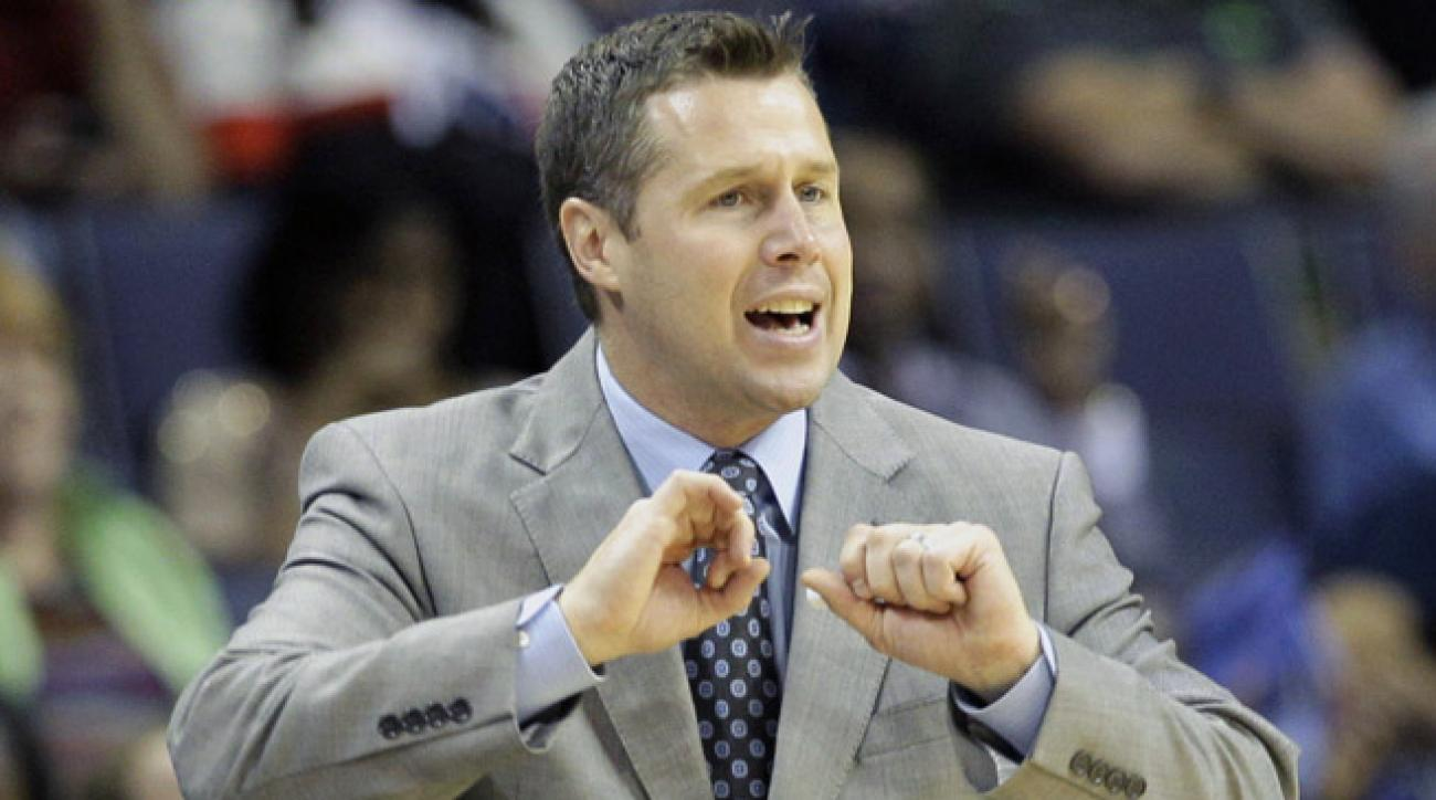 David Joerger has won five minor league titles, but is getting his first chance as an NBA head coach.