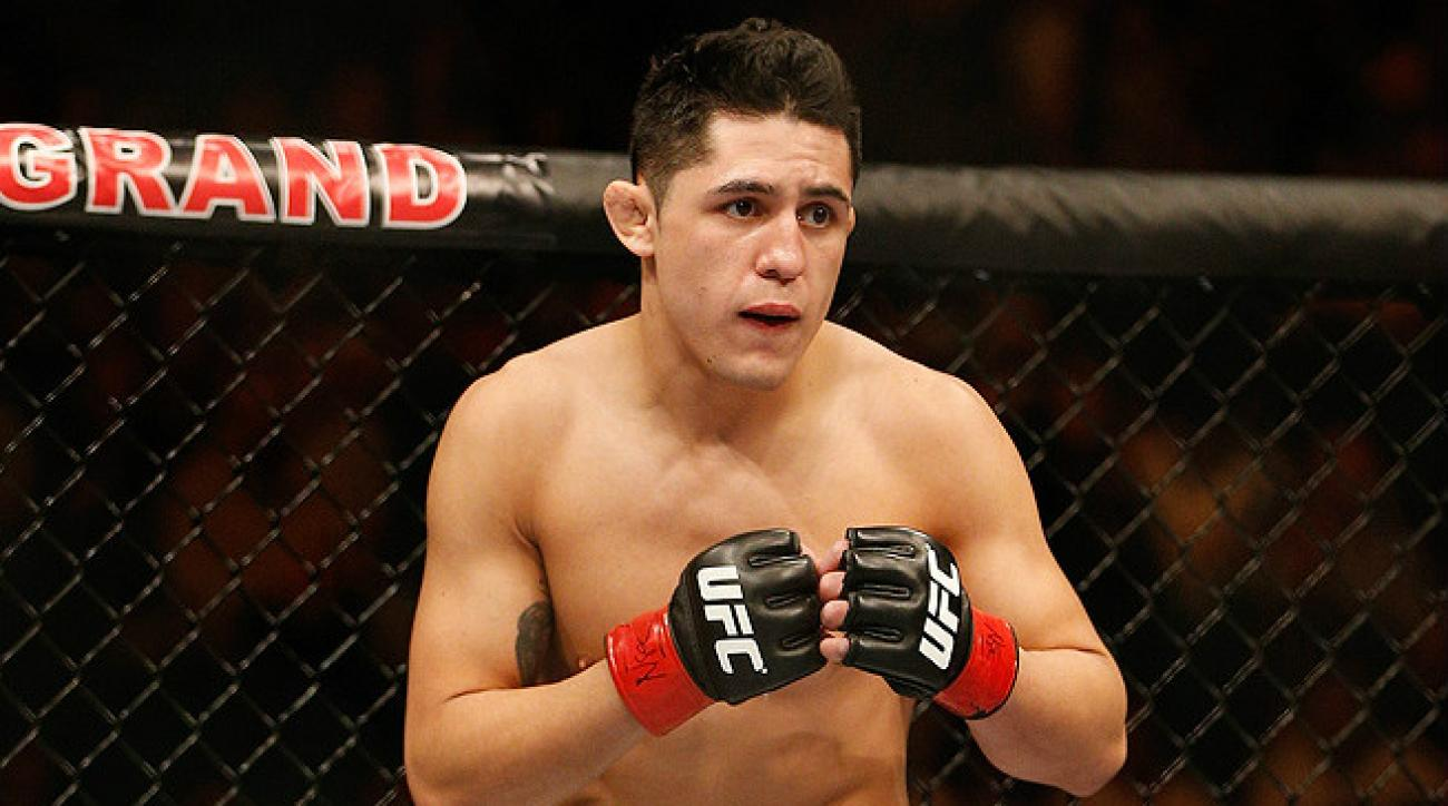 UFC fighter Erik Perez will make his fifth appearance in the Octagon on Nov. 16 against Edwin Figueroa.