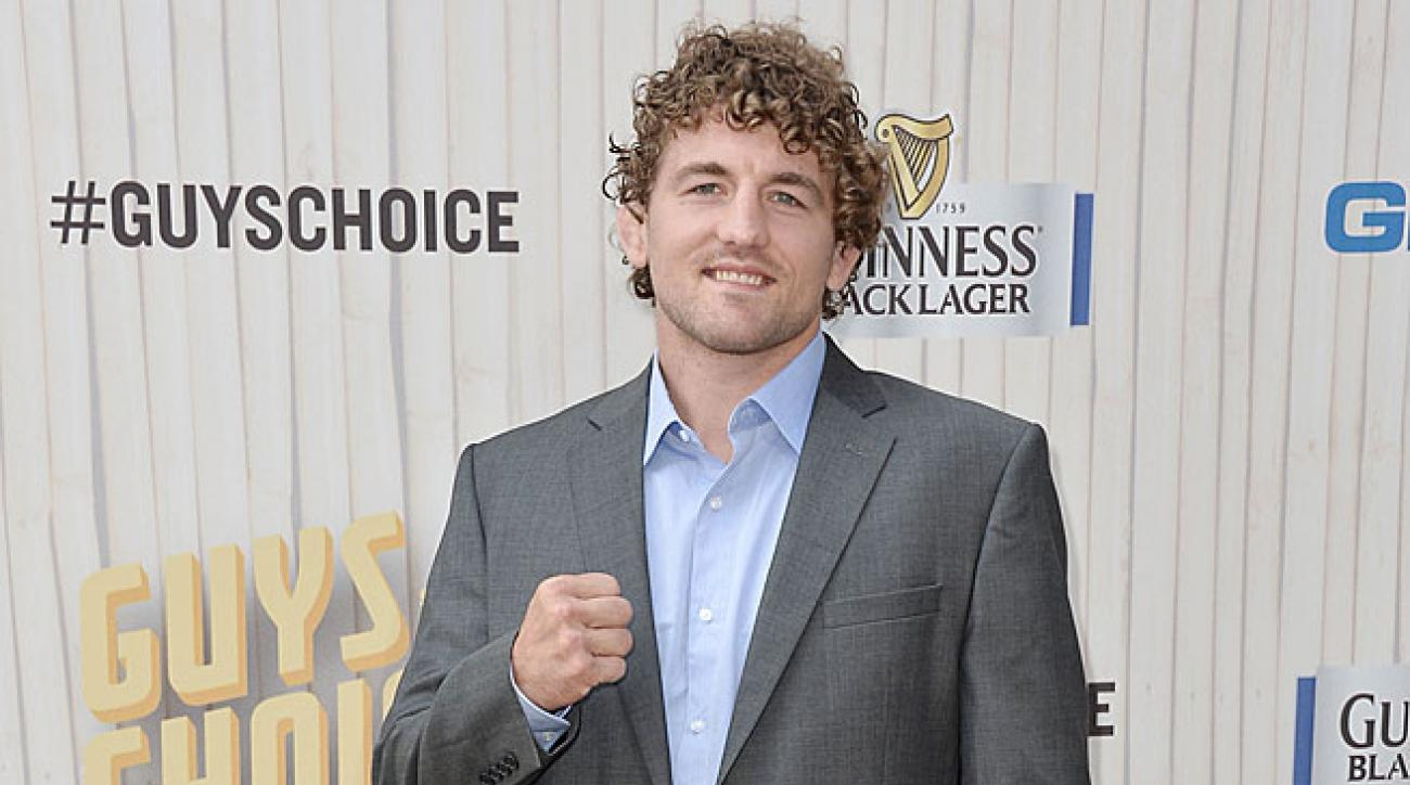With the door to UFC closed at this time, Ben Askren will fight overseas for One FC.