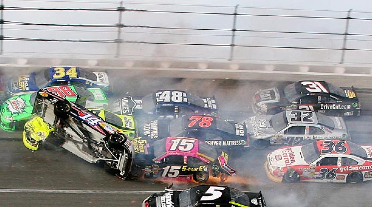 With a new elimination-style Chase format, the stakes at Talladega will be higher than ever this year.