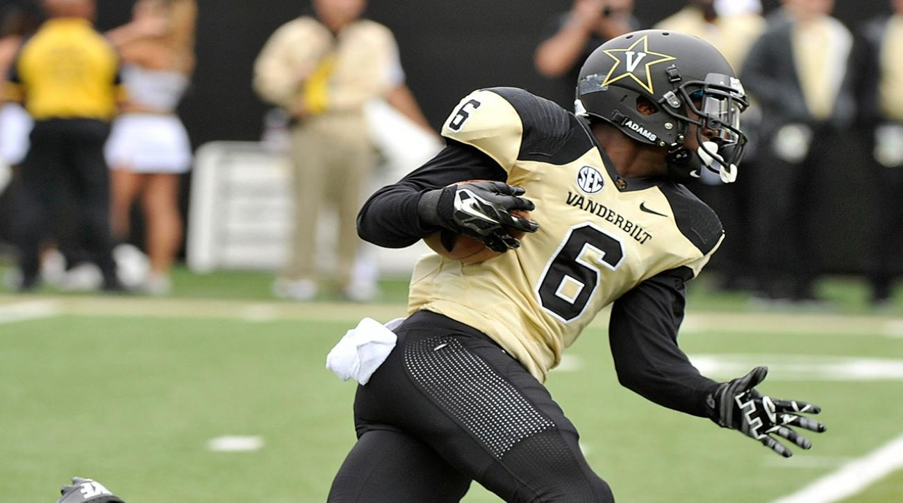Vanderbilt Commodores at Kentucky Wildcats: 3 things to know