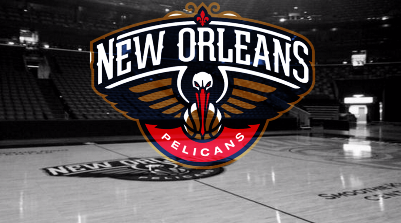 pelicans reveal new court