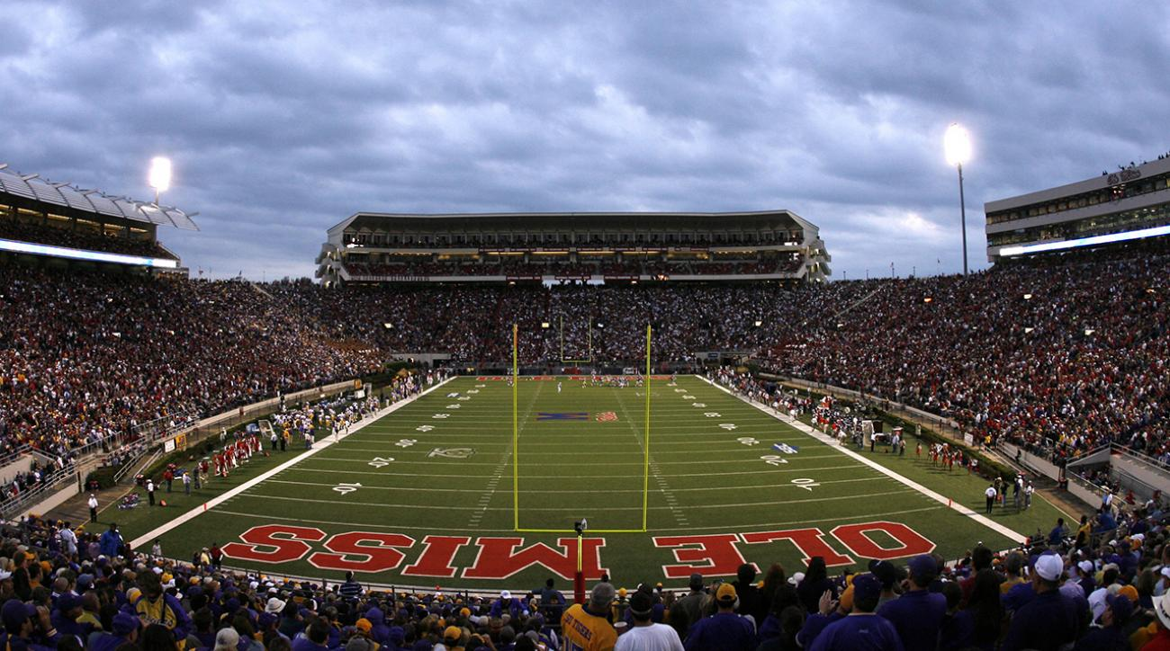 ncaa invesigating ole miss for violations