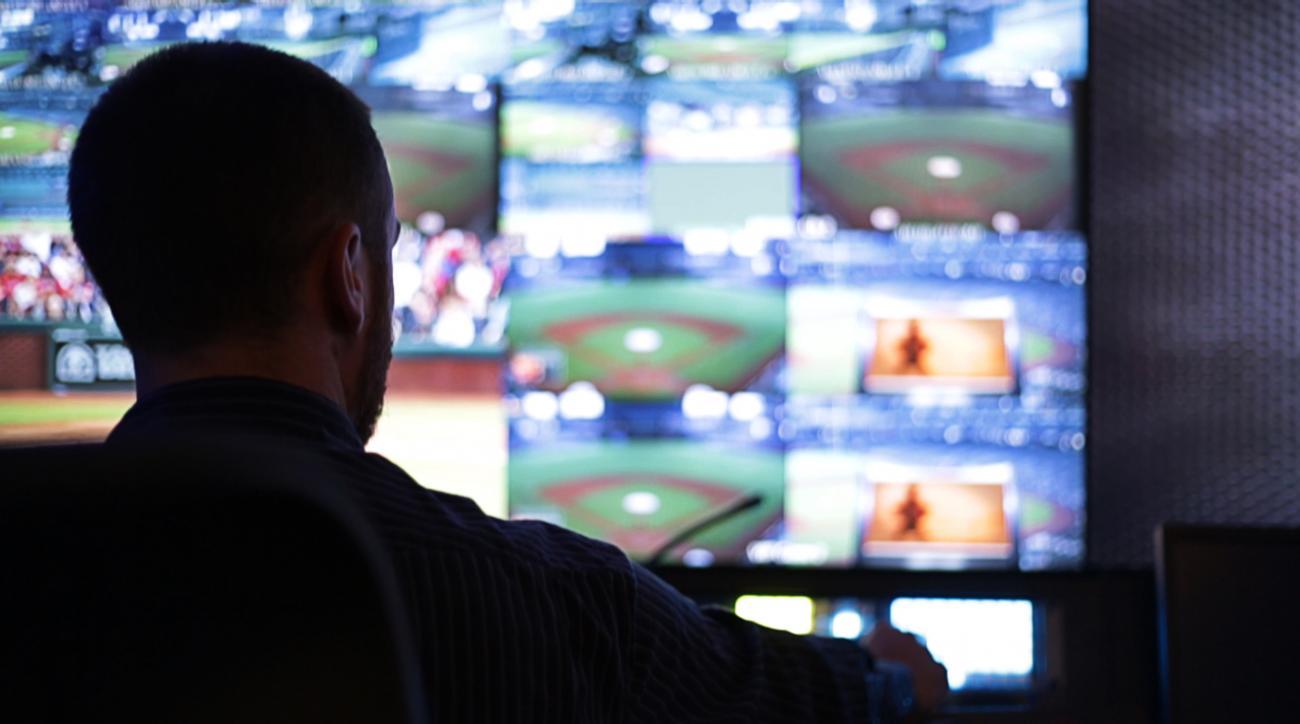 MLB Replay Center