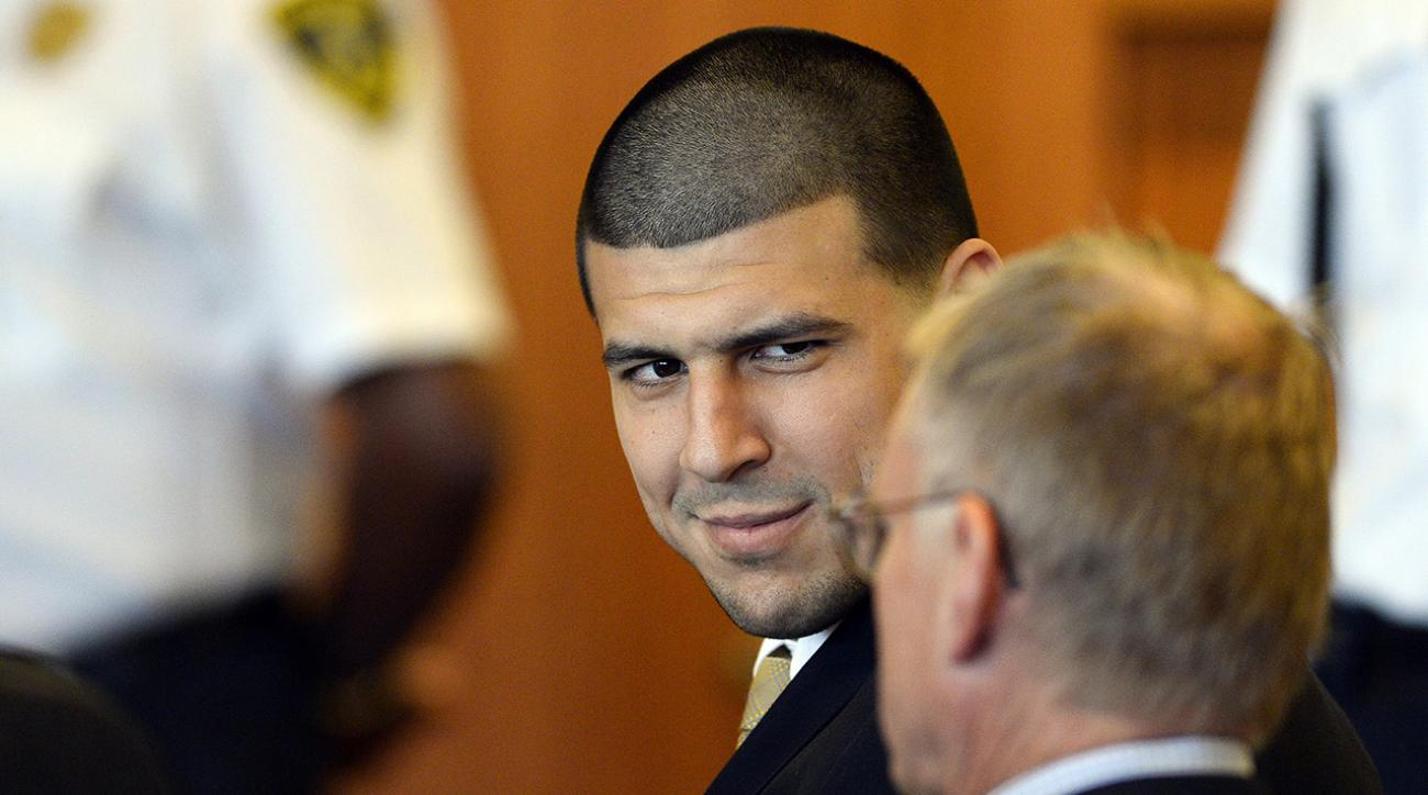 aaron hernandez bullet evidence thrown out