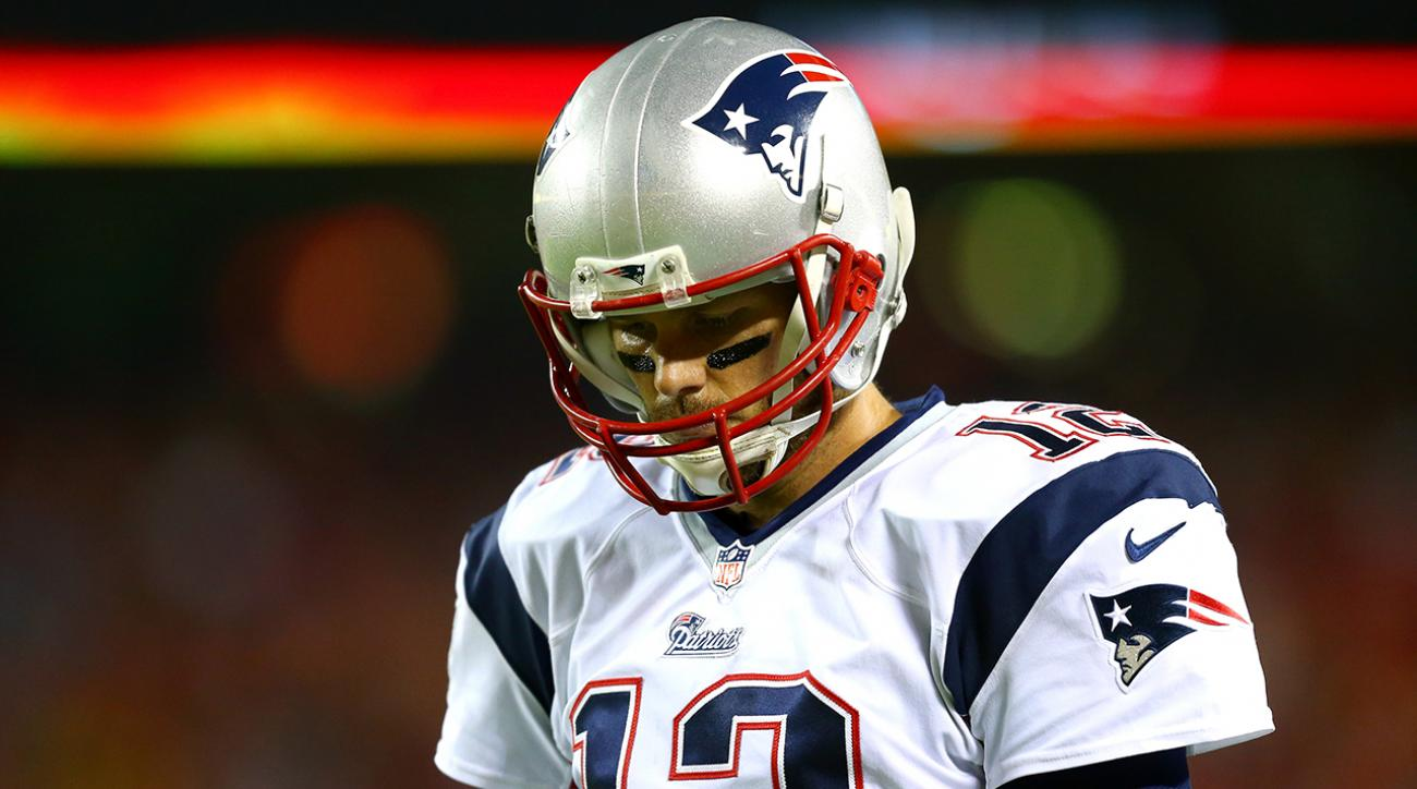 What's wrong with the New England Patriots?