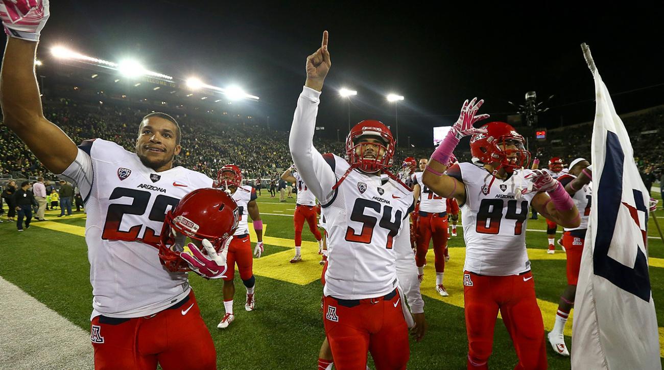 wildcats celebrate big upset