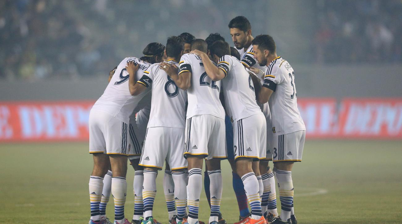LA Galaxy and Seattle Sounders look to break MLS points record