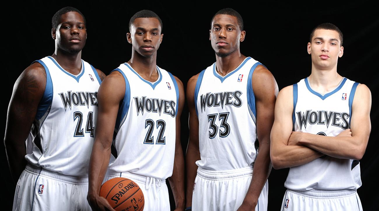 Minnesota Timberwolves preview
