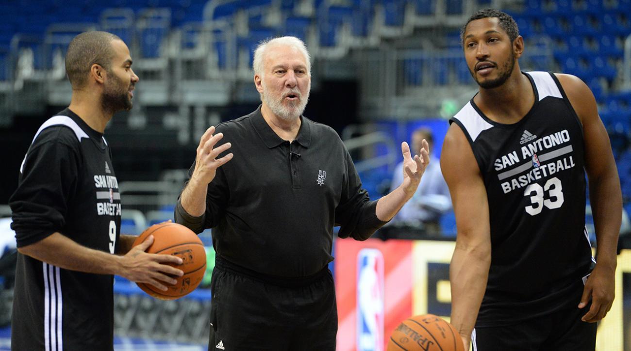 NBA Season Preview: San Antonio Spurs image