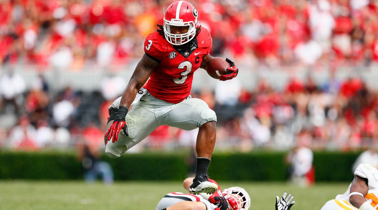 Todd Gurley Dear Andy Image