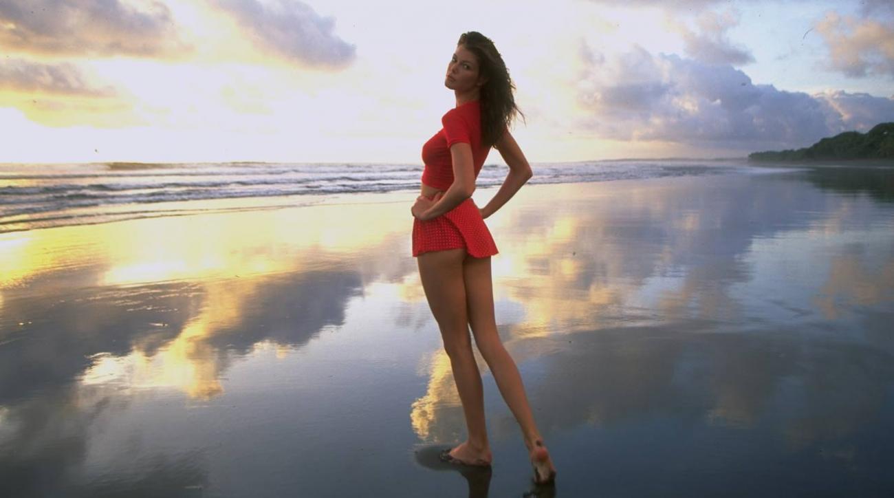 Beautiful Ingrid Seynhaeve in Costa Rica (image)