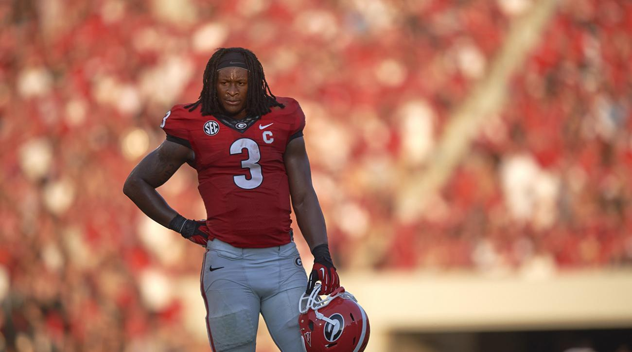 todd gurley will not play against arkansas