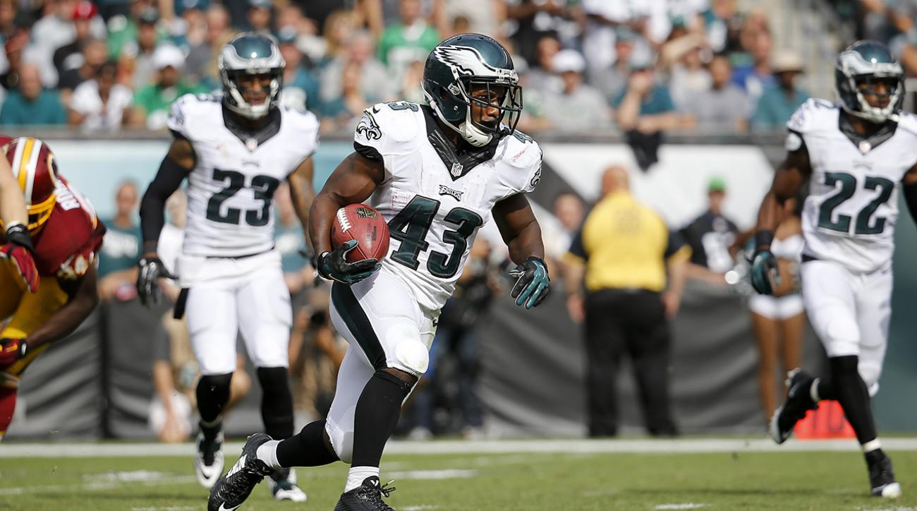 Eagles RB Darren Sproles returns to practice