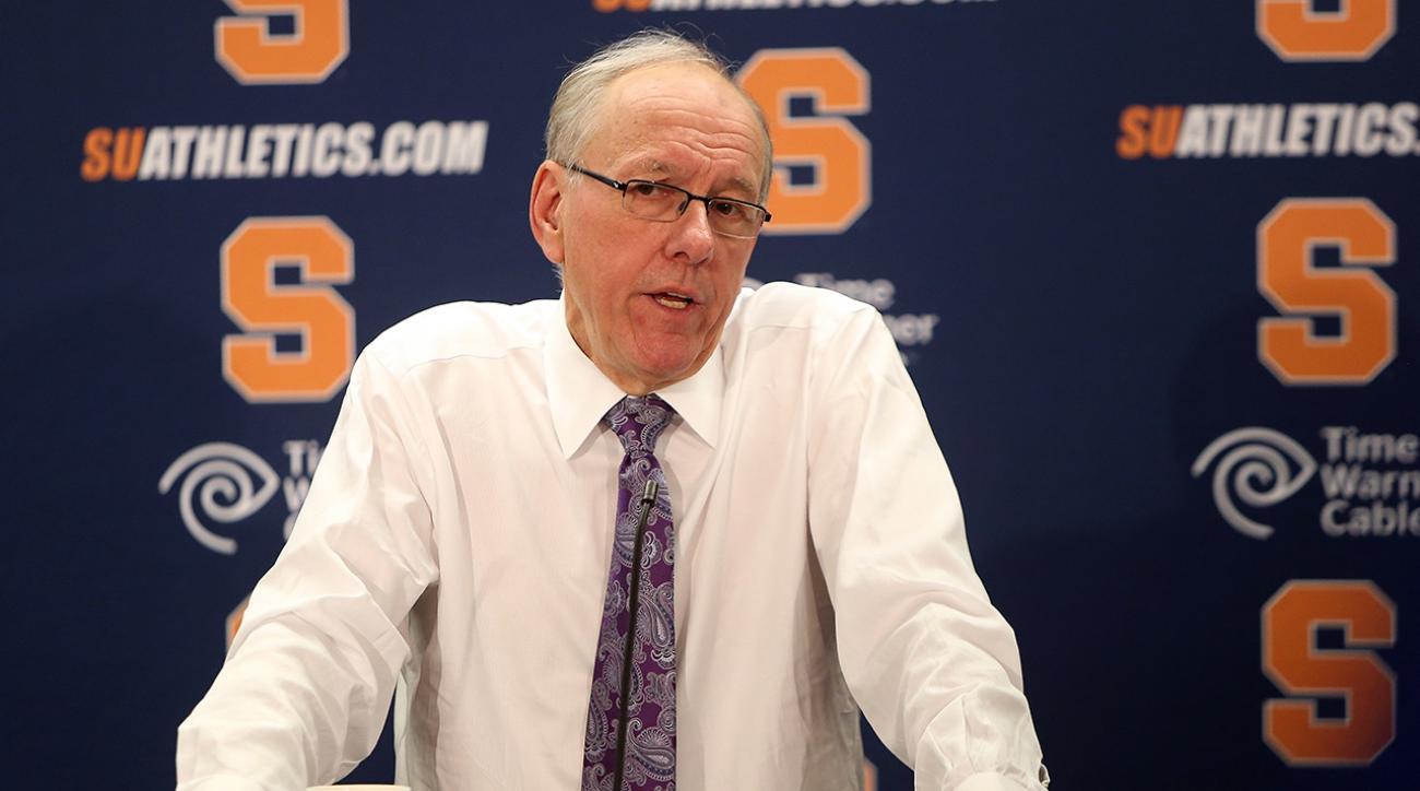 Slander suit against Syracuse University and Jim Boeheim reinstated