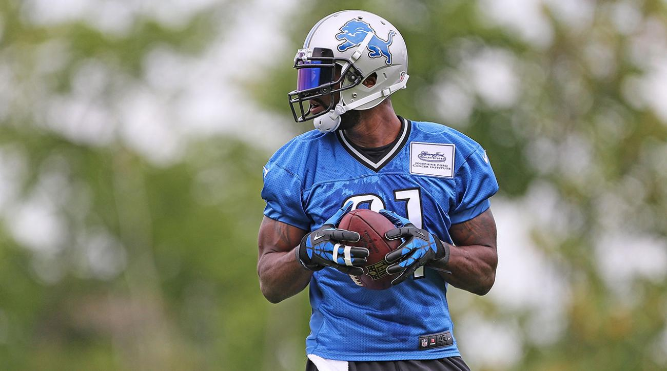 calvin johnson limited in return to practice