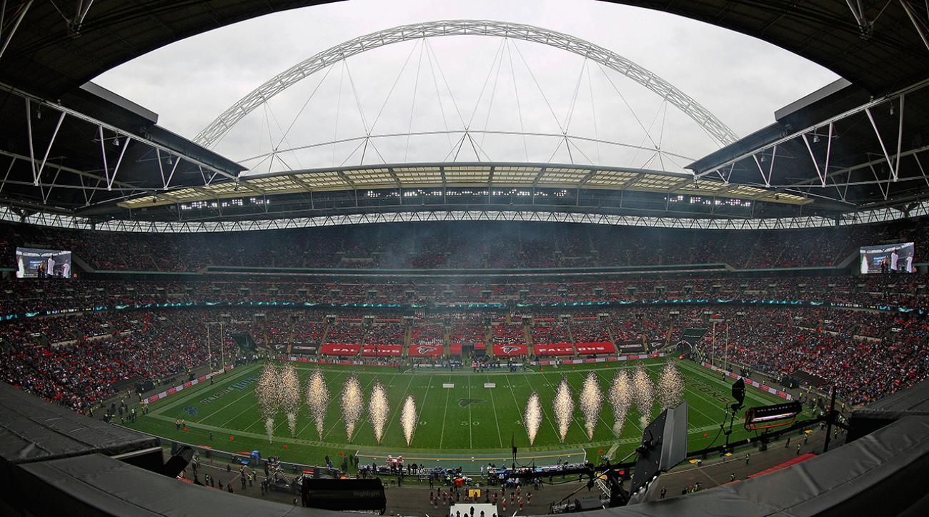 5 NFL games coming to London next season, franchise next?