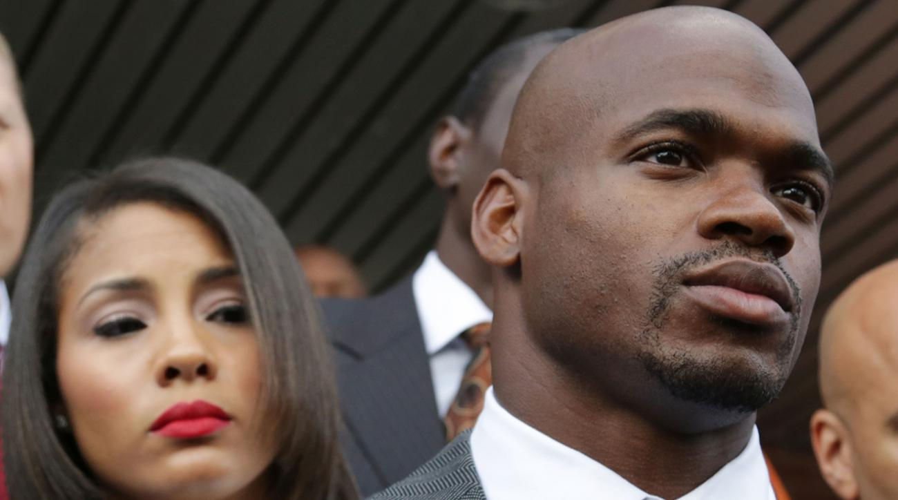 Adrian Peterson Plea Deal
