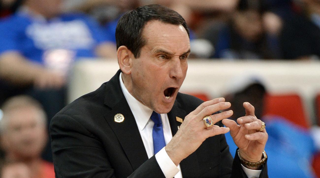 Duke's Coach K criticized Obama's handling of ISIS