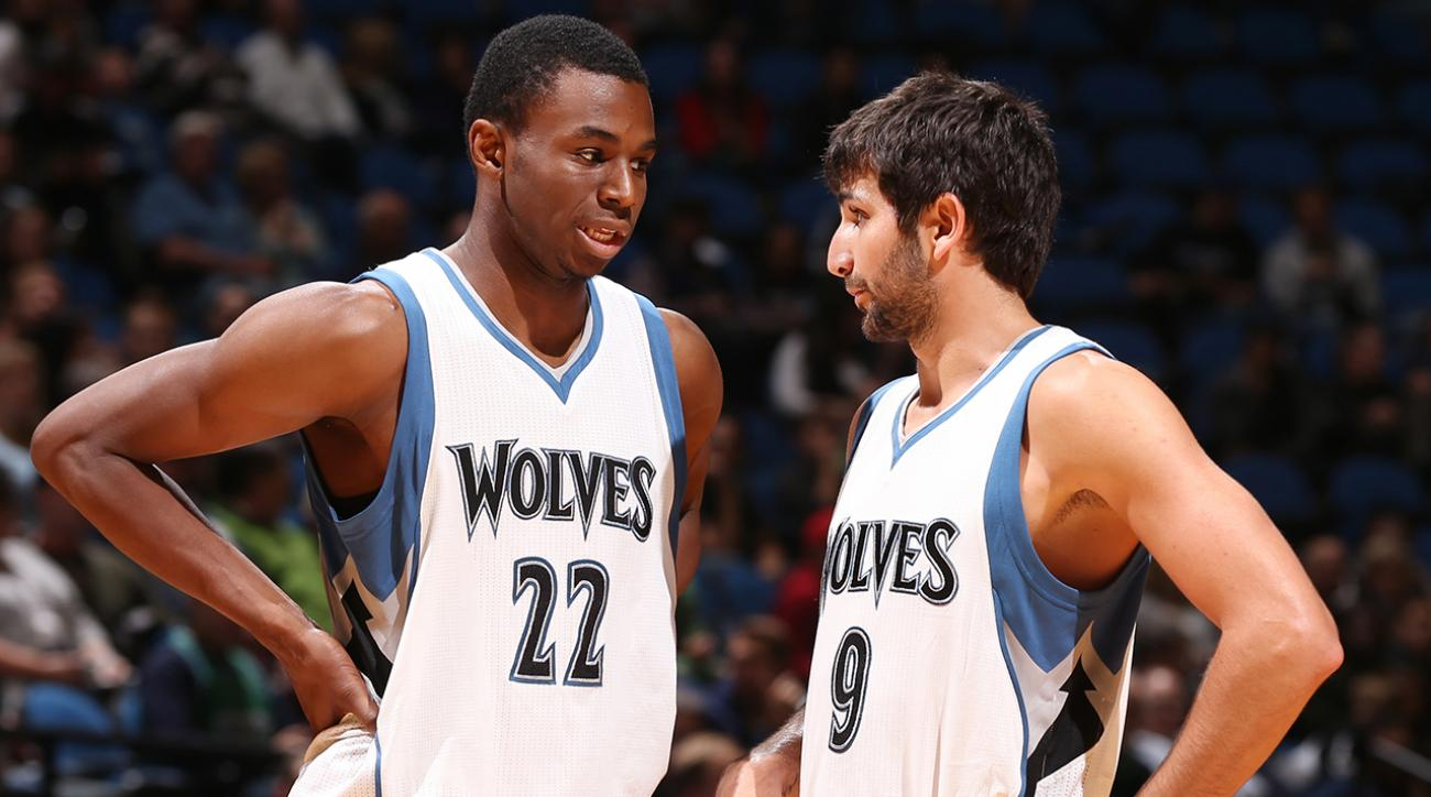 Chris Mannix one-on-one with Ricky Rubio image