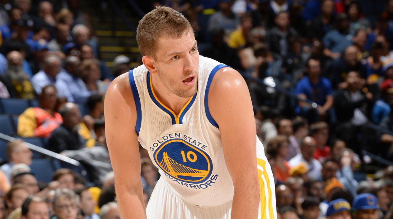 david lee hamstring warriors
