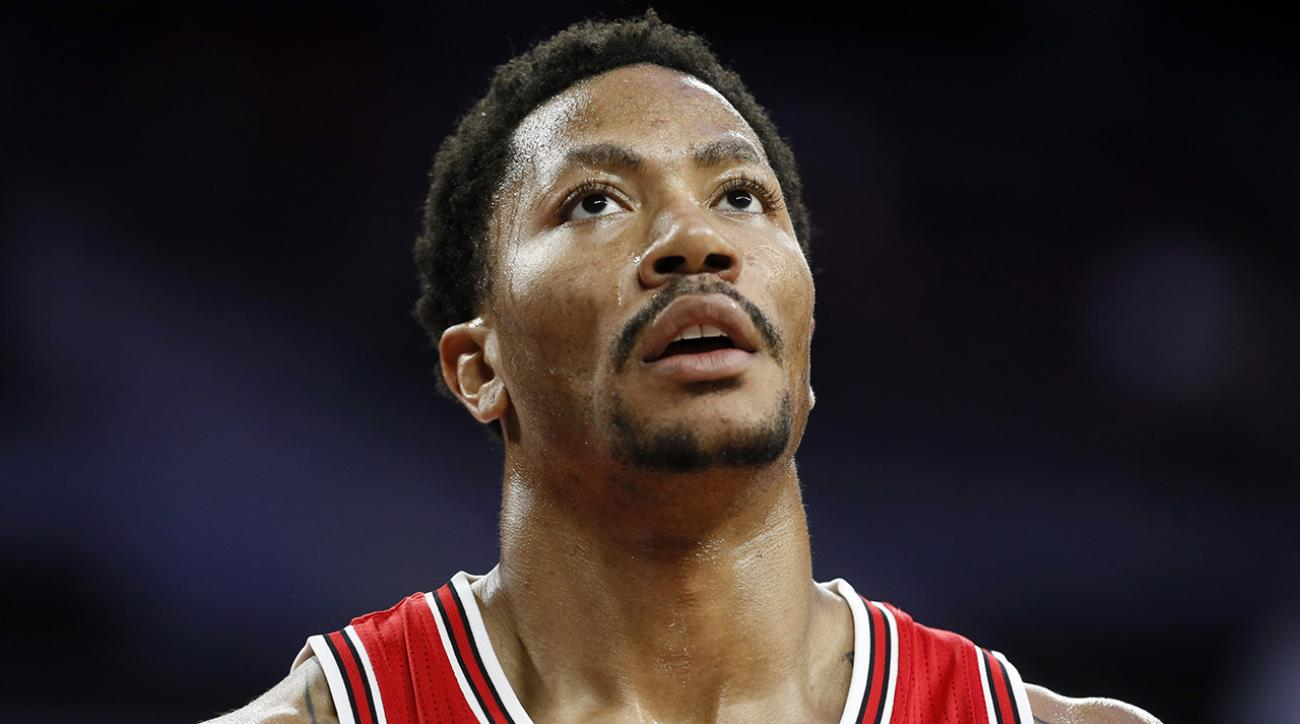 bulls derrick rose ankle injuries
