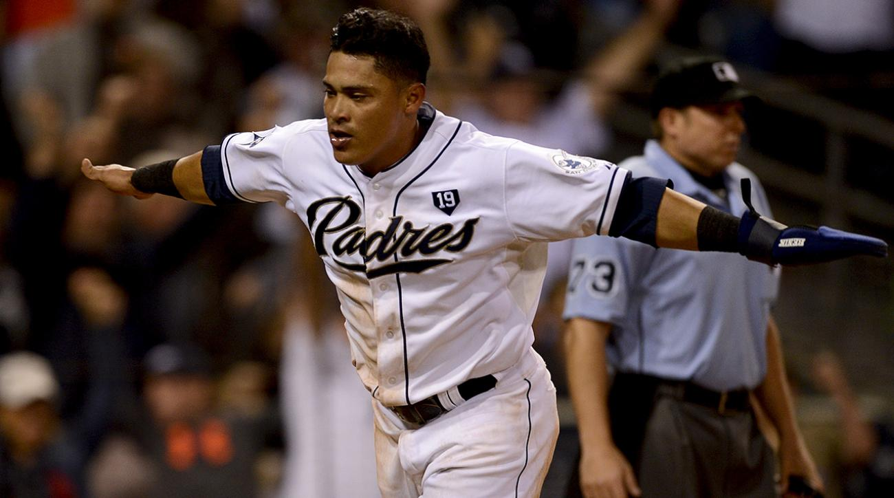 Report: New resisting arrest charge for Padres shortstop Everth Cabrera stemming from marijuana bust.