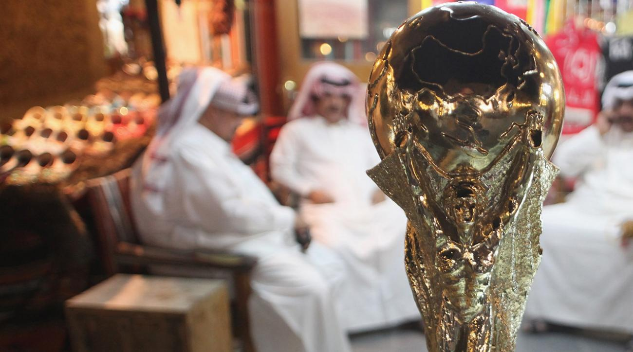 North Korea regime reportedly takes 90% cut from its citizens working to construct Qatar 2022 World Cup infrastructure.