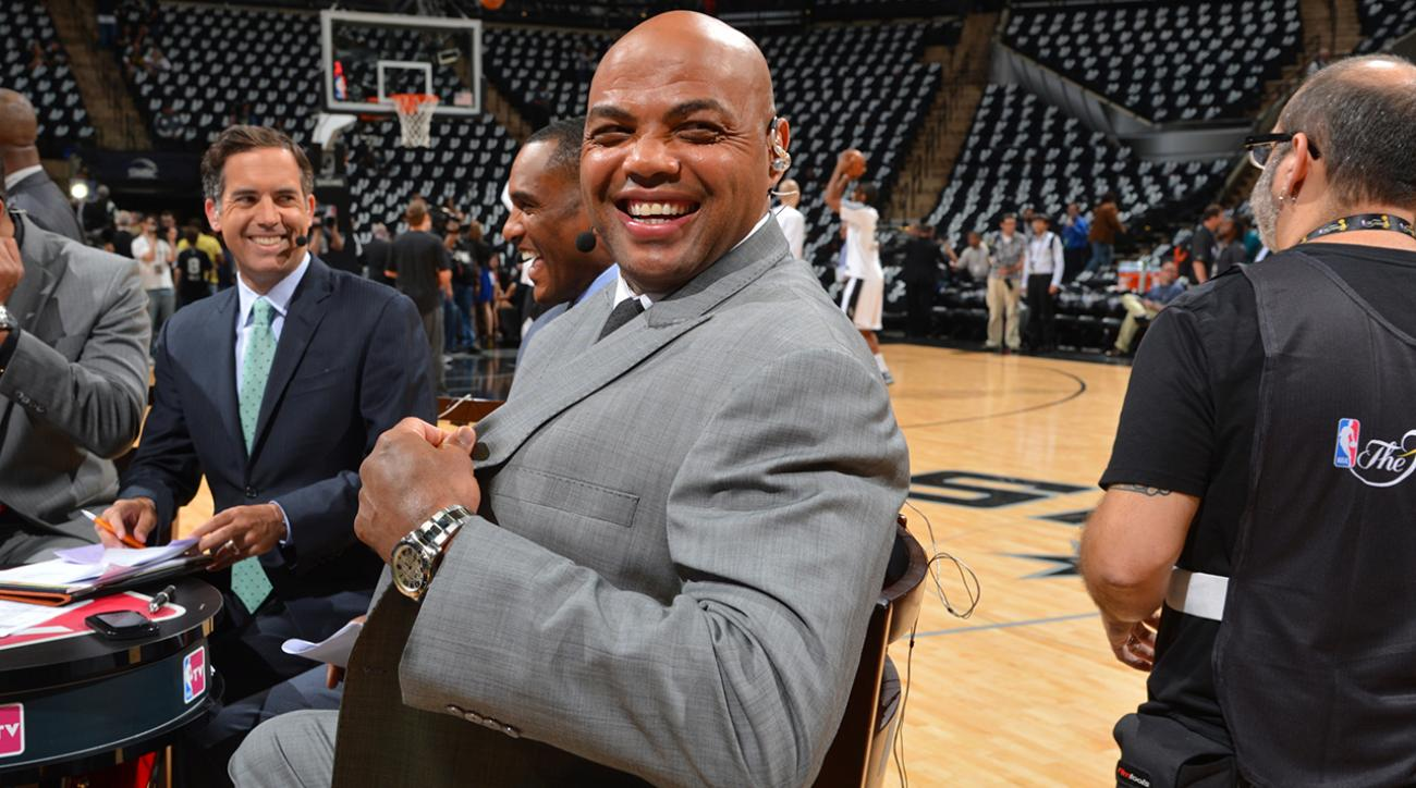Sir Charles Barkley backtracked after claiming he wouldn't eat until 0-5 Lakers won a game this season.