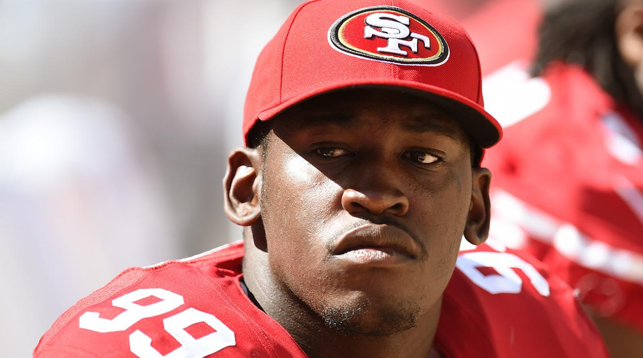 49ERS LINEBACKER ALDON SMITH REPORTEDLY OWES THE TEAM OVER ONE MILLION DOLLARS