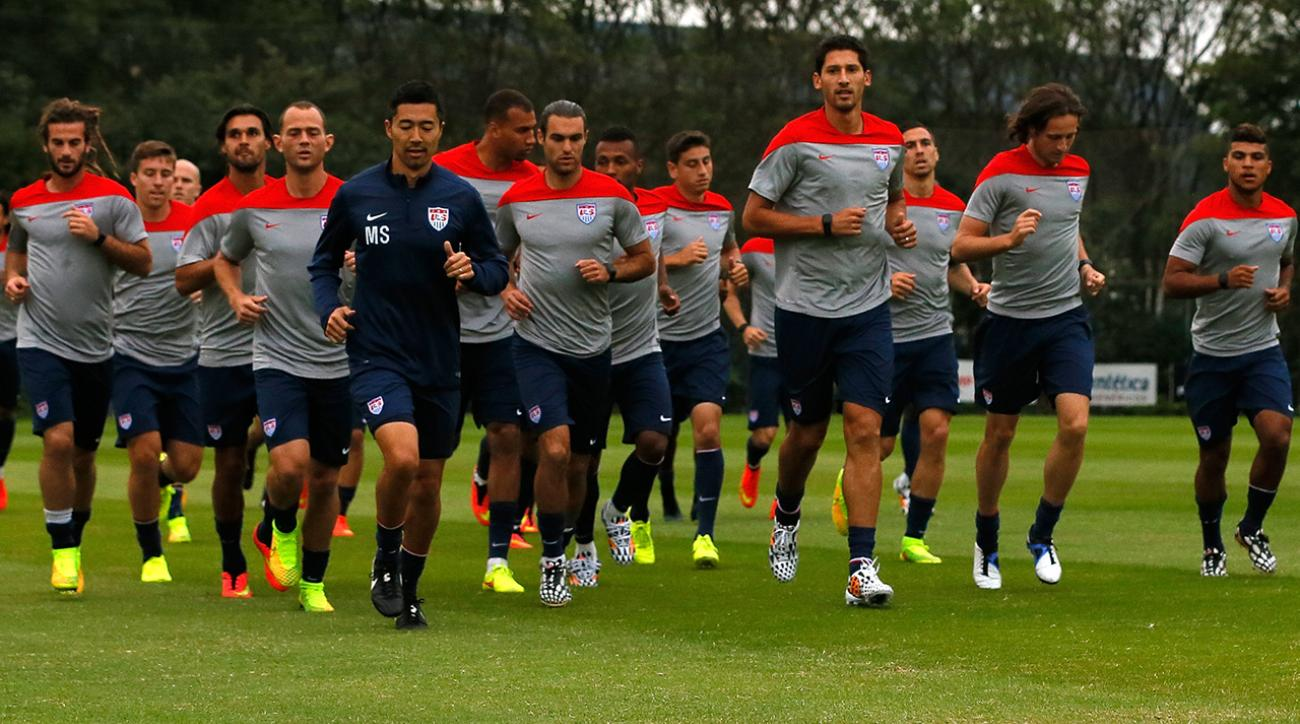 Life Comes Next Moment: Klinsmann names 25-man USMNT roster for final matches of 2014