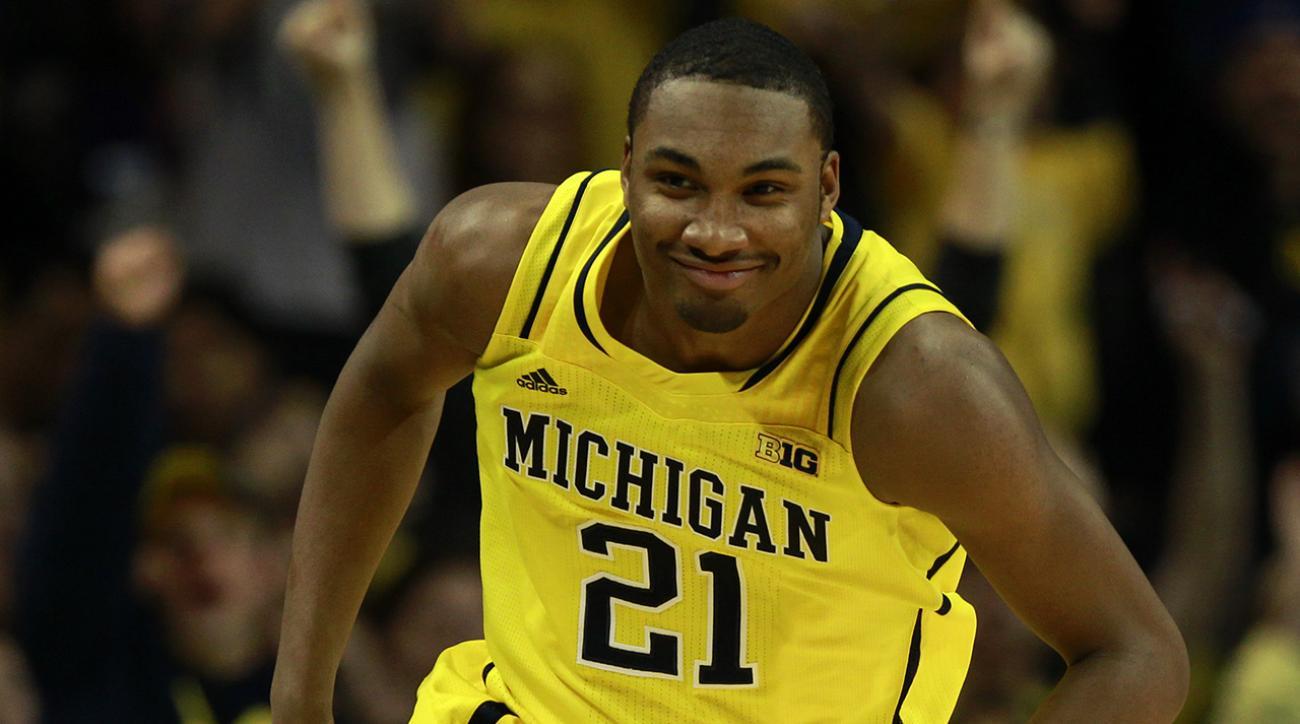 College Basketball Top 25: #24 Michigan image
