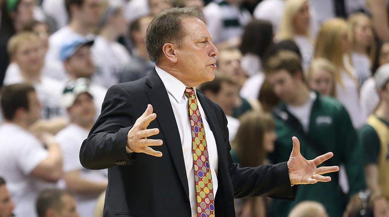 College Basketball Top 25: #21 Michigan St. image