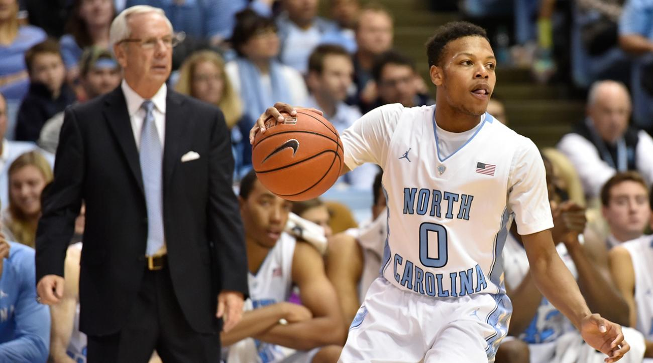 College Basketball Top 25: #11 North Carolina Tar Heels image