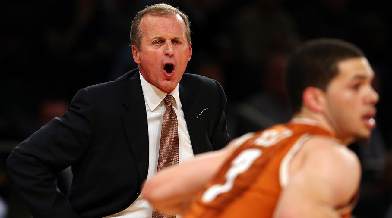 College Basketball Top 25: #12 Texas Longhorns image