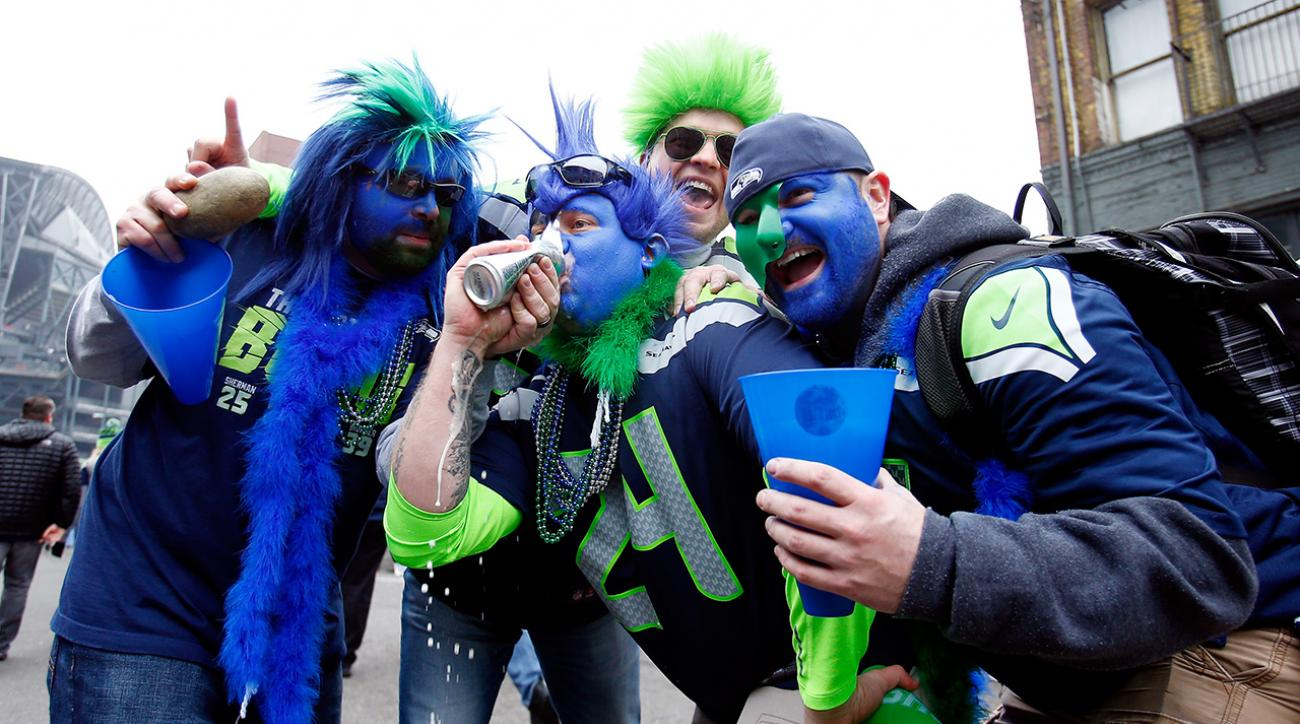 seahawks selling watered-down beer